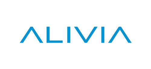 """Разработка логотипа для программы распознавания лиц """"Alivia"""""""