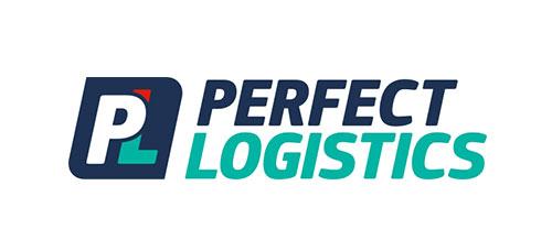 """Разработка логотипа для транспортной компании """"Perfect Logistics"""""""