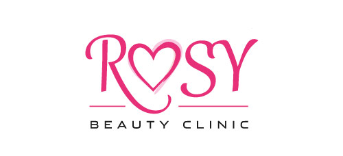 "Разработка логотипа для центра красоты ""Rosy"""
