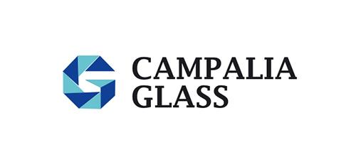 Разработка логотипа для стекольного завода