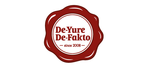 """Разработка логотипа для Адвокатского Бюро """"De-Yure De-Fakto"""""""