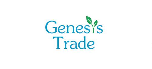 "Разработка логотипа для ""Genesis Trade"""