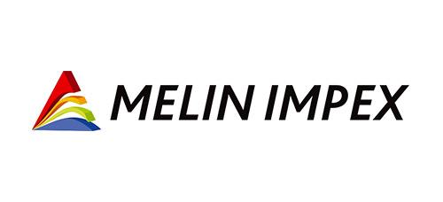 "Разработка логотипа для ""Melin Impex"""