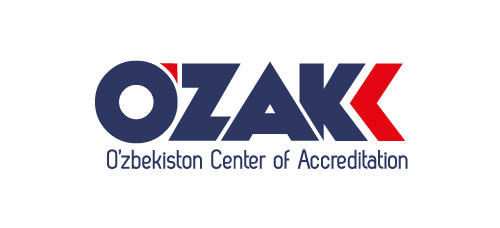 Разработка логотипа для Узбекского Центра Аккредитации