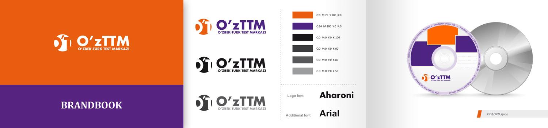 """Создан брендбук для компании """"O'zTTM"""""""