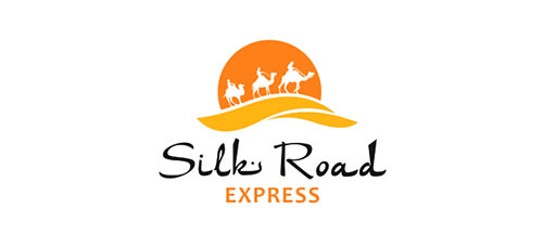 "Разработка логотипа для туристического агентства ""Silk Road Express"""
