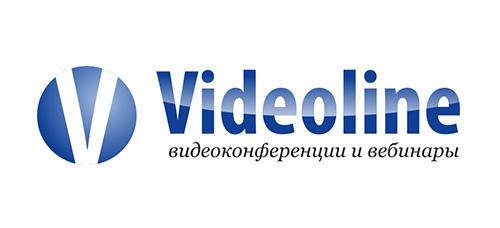 """Разработка логотипа для """"Videoline"""""""