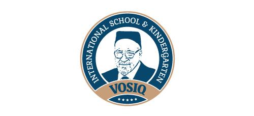 """Разработка логотипа для школы """"Vosiq International School"""""""